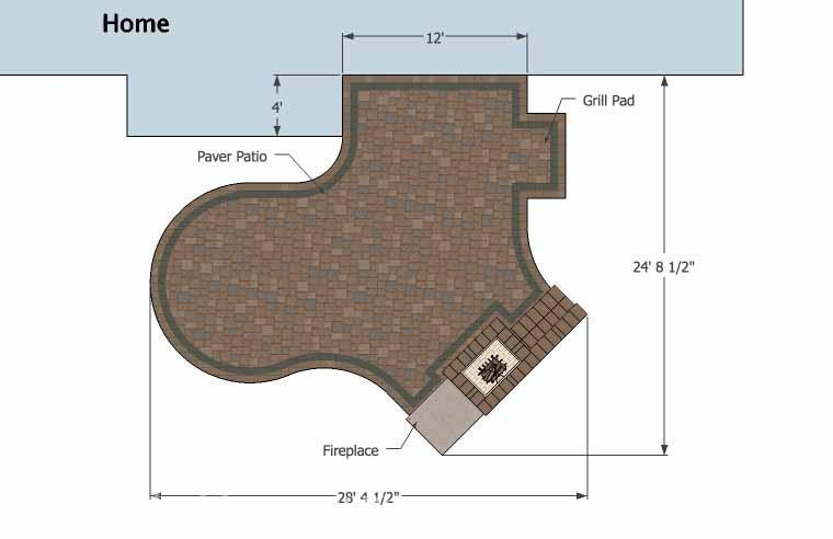 Paver Patio #04-046501-04