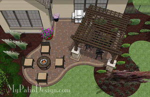 Paver Patio #06-039001-02
