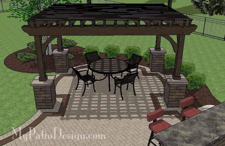 Paver Patio #06-069002-01