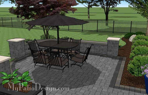 Paver Patio #S-038001-02