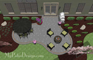 Paver Patio #S-045001-01