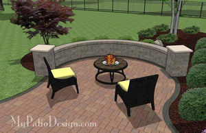 Paver Patio #S-049501-01