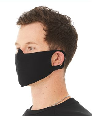 Lightweight Fabric Face Cover - 100% Airlume Cotton
