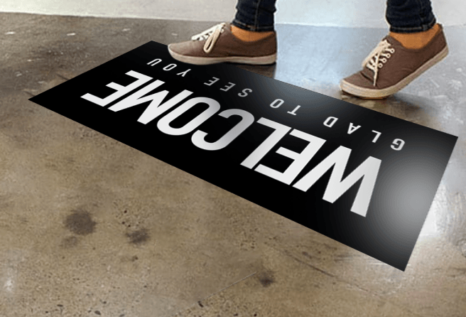 Floor Graphics (Custom)