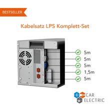 Laden Sie das Bild in den Galerie-Viewer, Kaby: Kabelsatz LPS Komplett-Set PLUS 12V / 230V