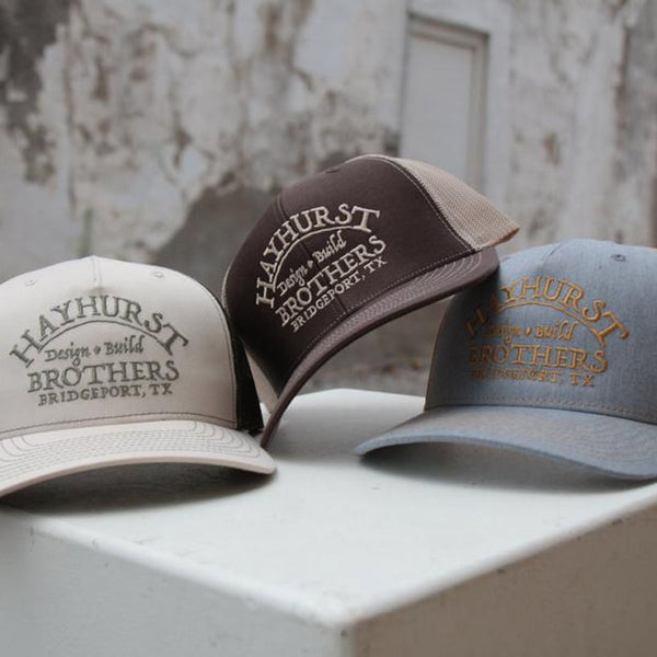 Hayhurst Brothers Ball Cap