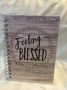 feeling blessed journal