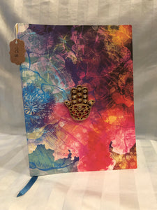 colorful chakra journal