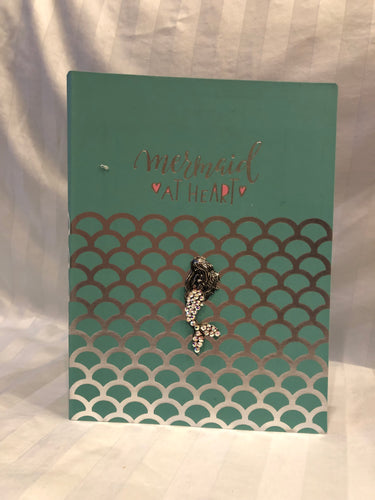 green mermaid journal