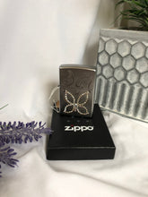 Load image into Gallery viewer, butterfly zippo refillable lighter