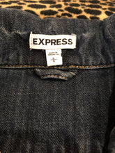 Load image into Gallery viewer, Express jean jacket