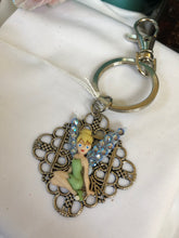 Load image into Gallery viewer, tinkerbell keychain