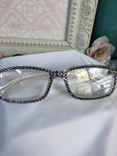 Load image into Gallery viewer, reading glasses (clear base with paradise shine)