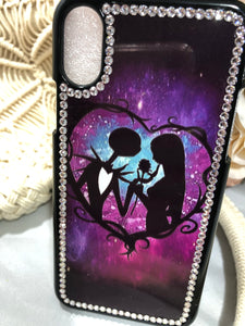 Nightmare before christmas Iphone X case