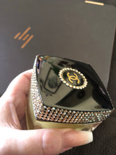 Load image into Gallery viewer, Swarovski embellished Chanel empty container