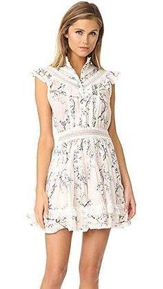 Zimmermann Paradiso Flutter Dress