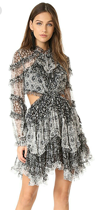 Zimmermann Divinity Dress