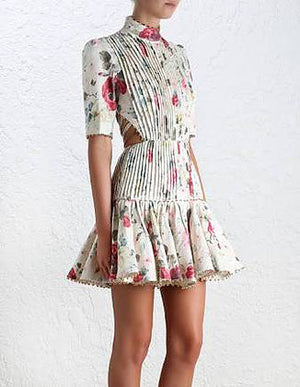 Floral Fixation dress by Zimmerman