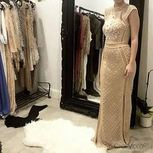 Balmain Inspired Gown