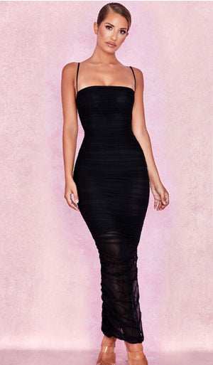 The black fornarina dress by house of Cb