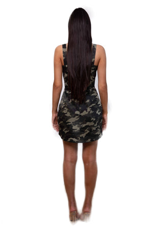 Explorer dress by runway