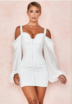 The Eva corset dress by house of Cb