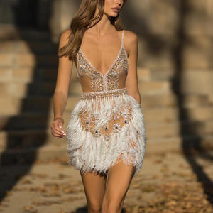The fantasy mini dress