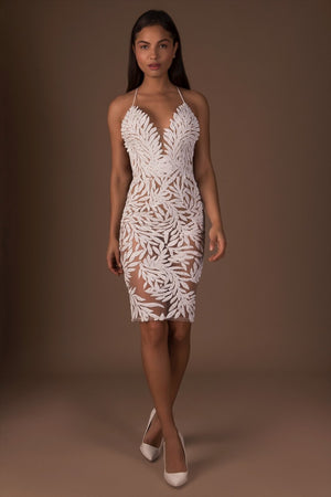 Tahlia dress by Nadine merabi