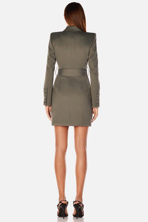 Jona blazer mini dress by misha collection