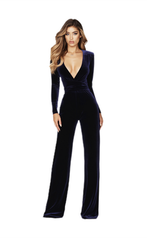 Vamp jumpsuit by Nookie