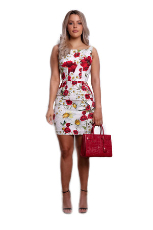 Cherry dress by Dolce & Gabbana