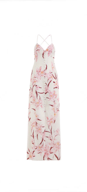 Corsage slip dress by Zimmermann