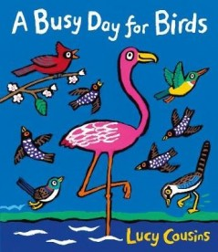 A Busy Day for Birds