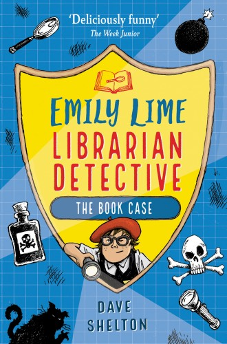 The Book Case - Emily Lime Librarian Detective
