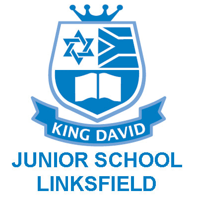 King David Linksfield Junior voucher - 6 HOB Junior Books G0-3 (20% discount on Retail price)