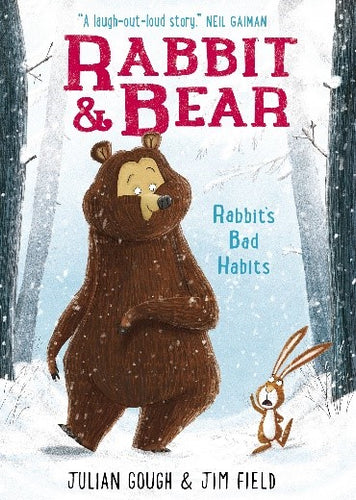 Rabbit and Bear Rabbit's Bad Habits
