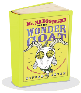 Mr Baboomski and the Wonder Goat