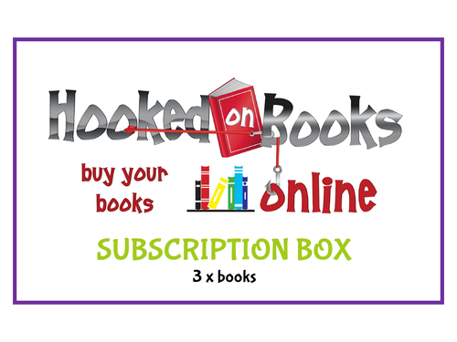 Subscription Box - 3 x books