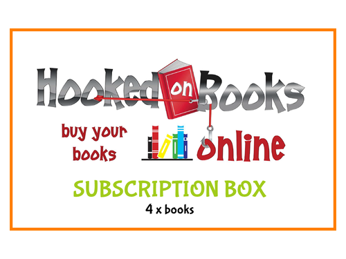 Subscription Box - 4 x books