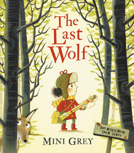 The Last Wolf (Paperback)
