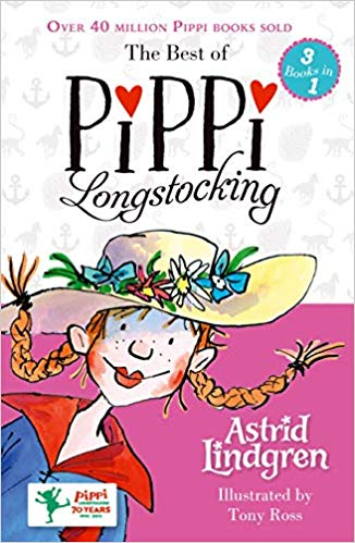 Best of Pippi Longstocking - Anniversary Edition