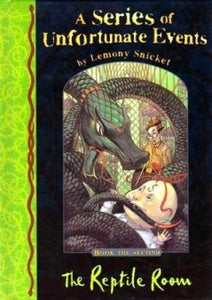 A Series of Unfortunate Events – The Reptile Room
