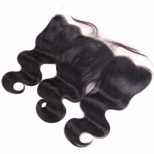 Vbena Malaysian Body Wave 3Bundles with Ear To Ear Lace Frontal Closure