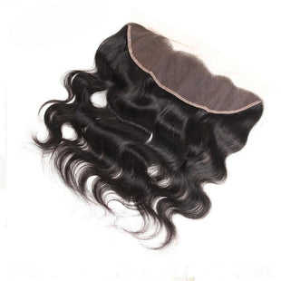 Vbena Hair Peruvian Body Wave 3Bundles with Ear To Ear Lace Frontal Closure