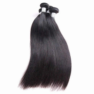 Vbena 7A Brazilian Straight Human Hair 100% Unprocessed 1Bundles