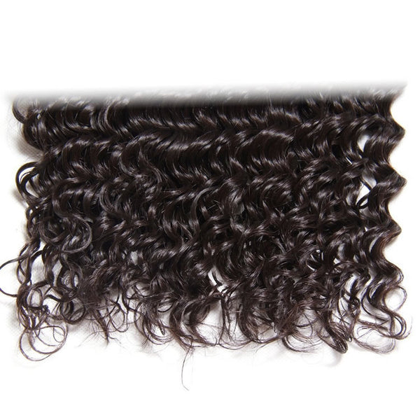 Vbena Peruvian Deep Wave 3bundles Virgin Human Hair Weft