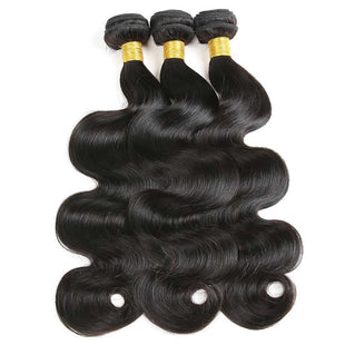 Vbena Brazilian Body Wave VirginHuman Hair Weave 3Bundles