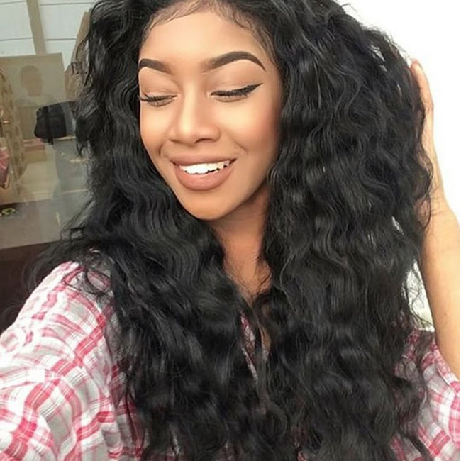 Vbena Hair Malaysian 3Bundles Natural Wave Virgin Malaysian Hair Wavy