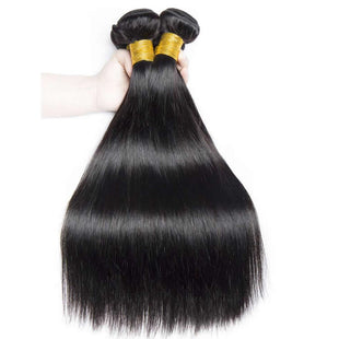 Vbena Malaysian Straight 3bundles Unprocessed Virgin Human Hair Weave