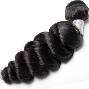 Vbena Loose Wave Weave 1Bundels Virgin Unprocessed Human Hair Extension